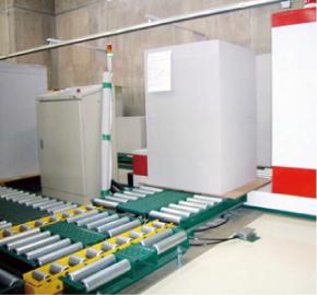 コンベアーシステム 自動式の写真