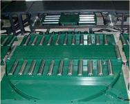 コンベアーシステム 自動ターンテーブルの写真